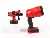 CONXIN Lithium Battery Convenient Portable Electric Paint Spray Gun