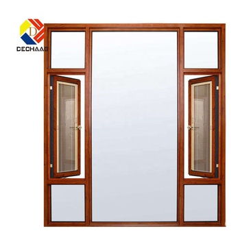 2020 Fixed 8 Foot Tall Casement Outward Open Windows With Mosquito Mesh