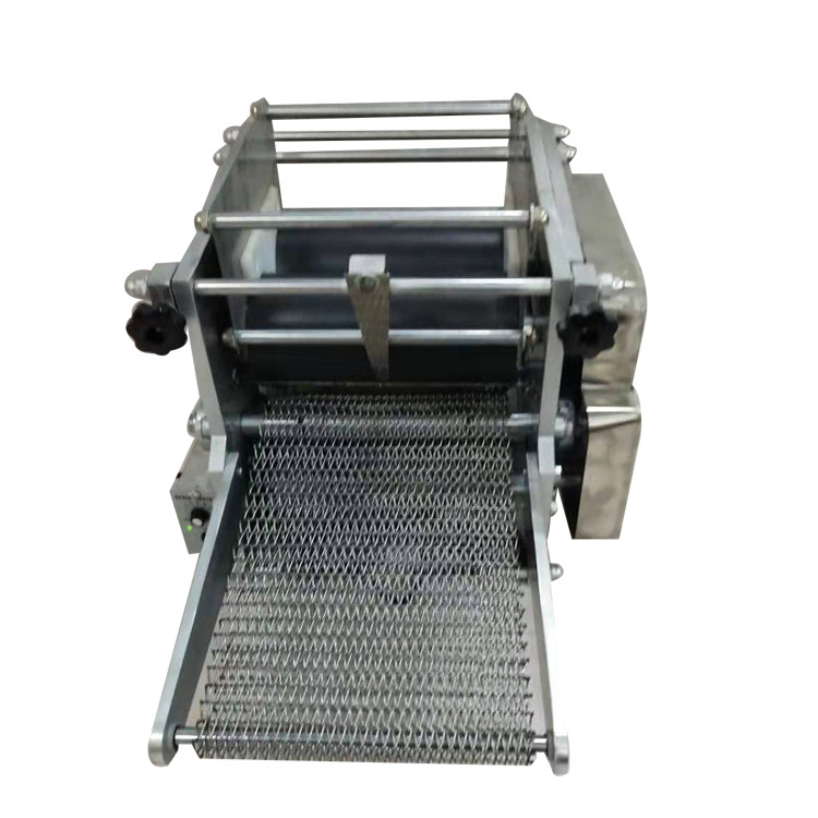 indian <strong>corn</strong> flour chapati tortilla taco chip cutter presser maker forming machine