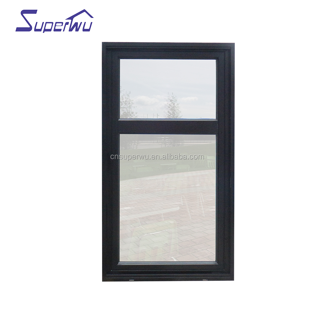 typhoon-proof casement window