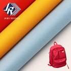 PVC coated plain woven backpack luggage oxford 600d polyester fabric