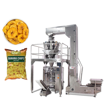Multi function automatic high speed potato chips vertical packaging machine