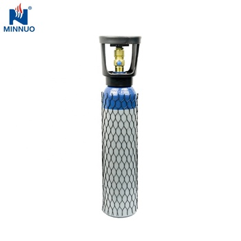 China durable cheap price universal high quality 2.67L Lachgas cylinder for France