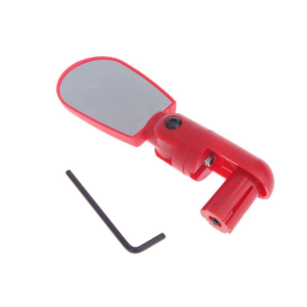 QY Bicycle Road Mountain Bike Handlebar Wide Angle Rearview Mirror Bicycle Rearview Mirror Bicycle Accessories