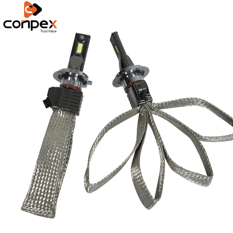 Conpex  4000LM Car LED Headlight Light 37W Mini Headlight Blubs H7 For Car Modification P11