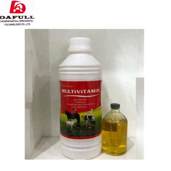 Broiler fattening multivitamin oral solution for poultry
