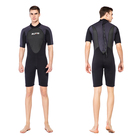 Men's 3mm Back Zip shorty Wetsuit
