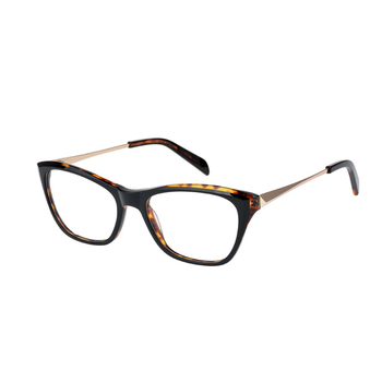 Custom Designer Vintage Acetate Eyeglass Crystal Frame Cat Eye Glasses Women Red