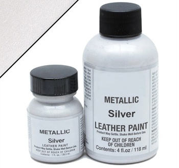 SNEAKERS ER PREMIUM ACRYLIC SILVER LEATHER PAINT