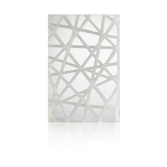 High quality translucent resin sheet hotel partition wall panel