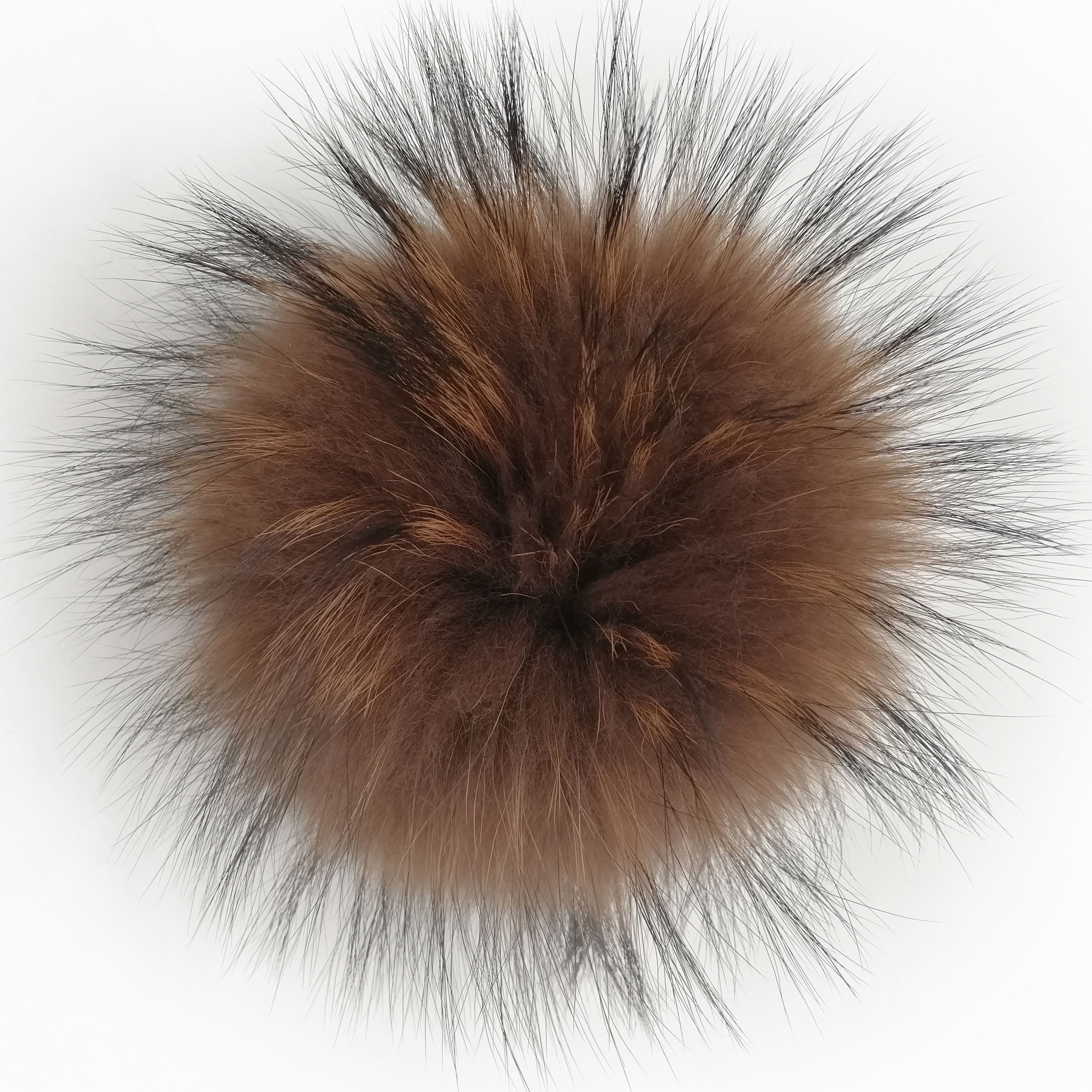 Factory Wholesale Furry Soft Fluffy Raccoon <strong>Fur</strong> <strong>Fox</strong> <strong>Fur</strong> Pom Poms <strong>Fur</strong> <strong>Ball</strong> for Winter Hat and <strong>Keychains</strong>