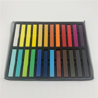 Factory Price Natural Colored Hairs Chalk Crayon For Kids