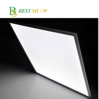 Guangzhou ceiling wall mounted dali led panel 600x600 300x1200 600x600mm 60x60 7000K 230v
