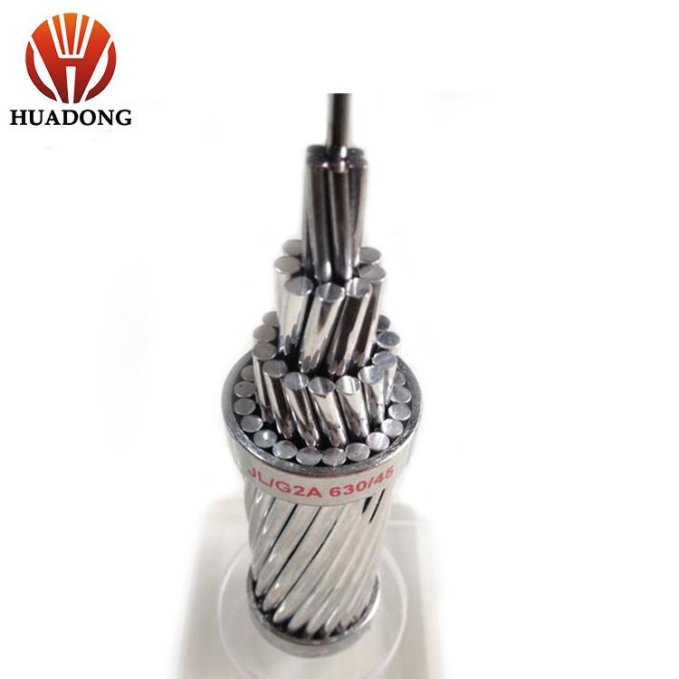 ACSR 400/51 Overhead bare conductor  50mm aluminium cable