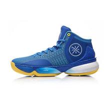 Мужская баскетбольная обувь Li-Ning Wade 6th, устойчивая подкладка на подушке, спортивная обувь li ning BOUNSE +, ABAM017 XYL291(Китай)