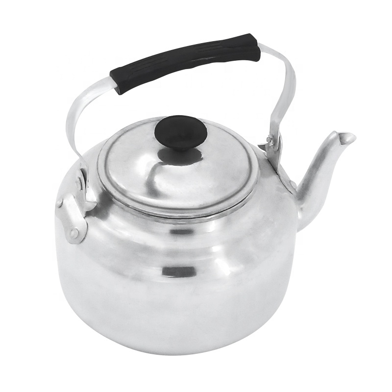 Metal Tea Kettle For Stove Stainless Steel Teapot Water Camping Aluminum Kettle