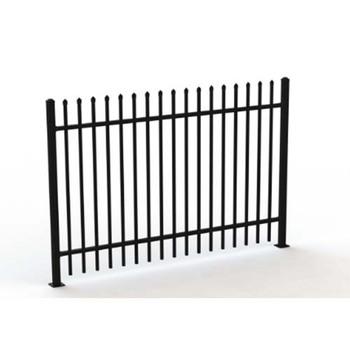 Garden Outdoor Supplies Decorative Iron Fence Metal Fence Small