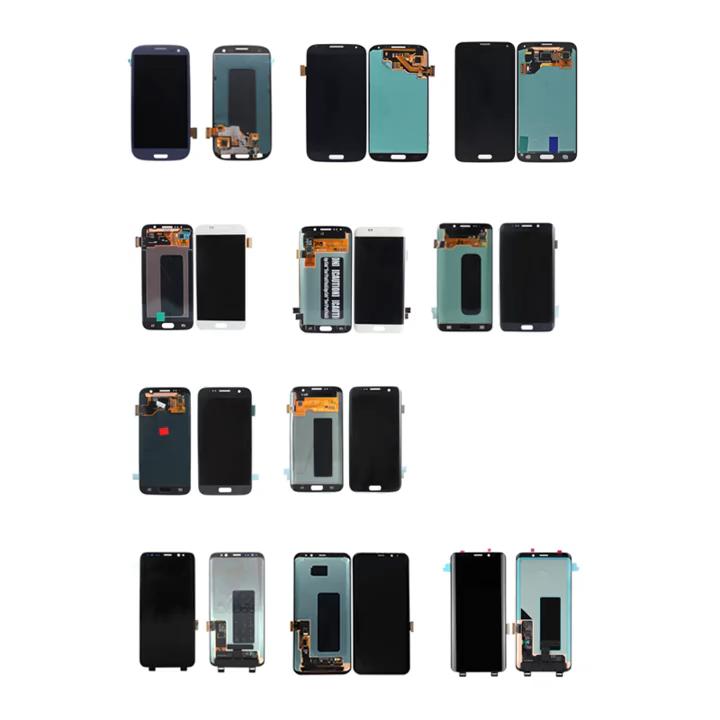 Preço de fábrica do telefone móvel toque substituição painel de exibição digitador da tela de lcd para samsung galaxy s20 ultra 5G para s20 além de 5G