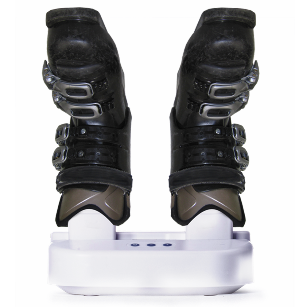 Portable electric home shoe boot heater