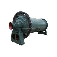Energy saving wet dry gold ore grinding ball mill in production line