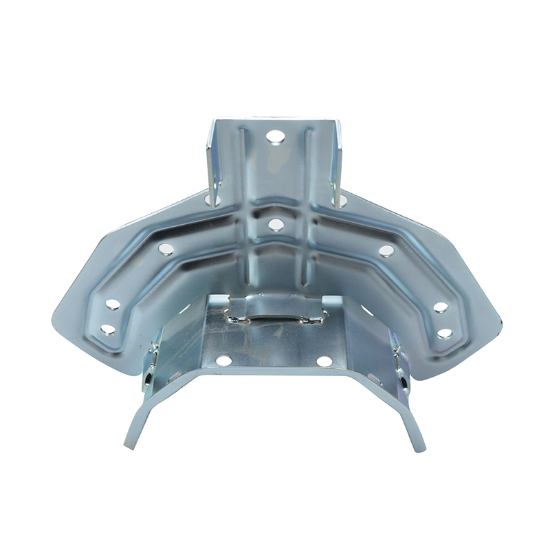 Металл штамповки и покрытие поддержка штамповки металлических деталей для парниковых Скелет OEM штамповки части