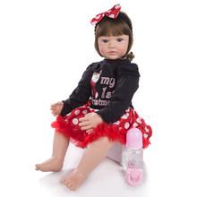 KEIUMI Клиренс принцесса куклы 24 дюйма силиконовый реброн младенцы кукла игрушка ребенок реборн куклы игрушка с самой низкой ценой на продажу(Китай)