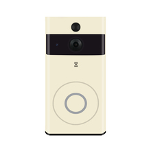 Batterie rechargeable type HD Wireless Home Security Doorbell Caméra