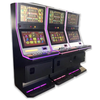 Factory wholesale price electronic coin slotoperated gambling machine slot for sale