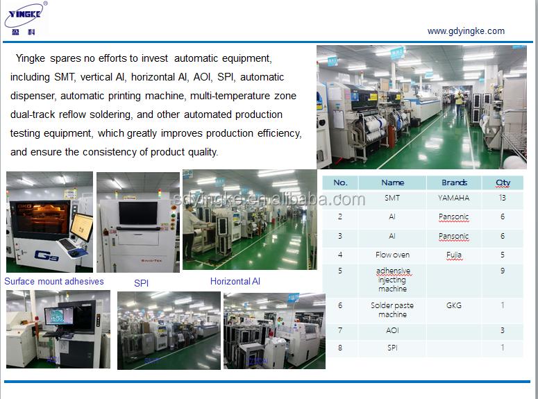 Pequenos pedaços wave filter control board/placa de circuito impresso assembléia para microondas