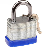 Safety Padlock Laminated Steel Padlock