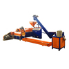 Union recycling plastic extrusion granule machine