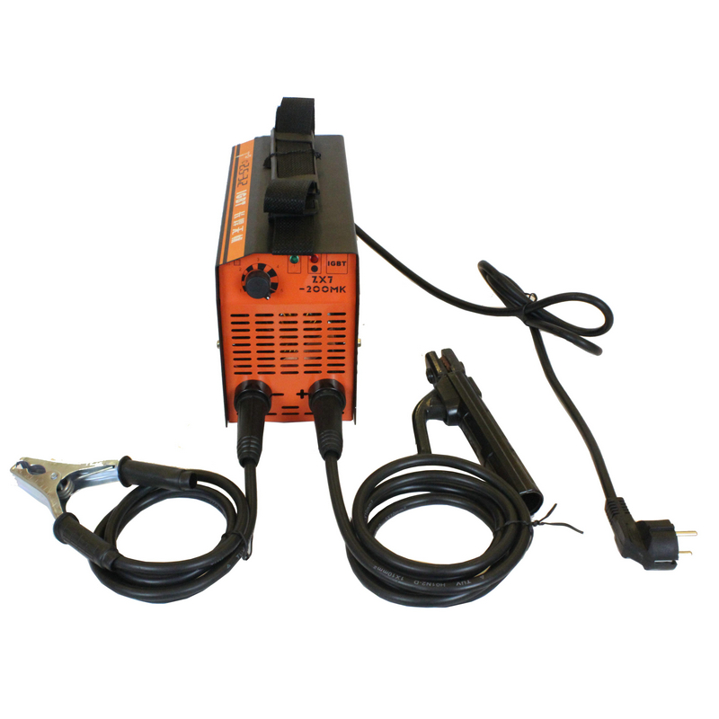 portable single phase mma stick igbt inverter welding machine 200A arc welder