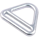 high strength triangle metal buckle steel D ring