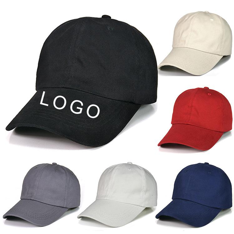 Promotional Custom Baseball Cap Embroidered Baseball Cap Hats
