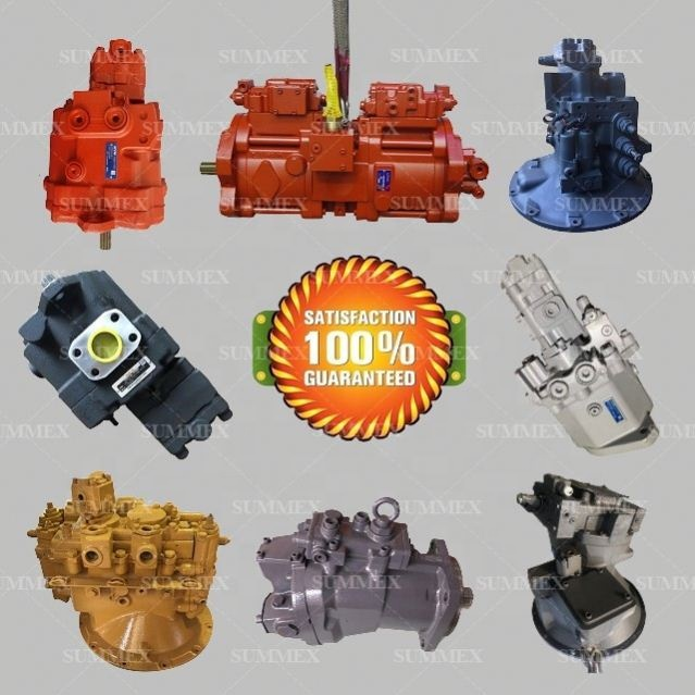 PVD-1B-32P Hydraulic Piston Main Pump for Nachi KYB Hyundai Hitachi EX200 Sumitomo Linde CAT 320C Takeuchi TB070 Excavator