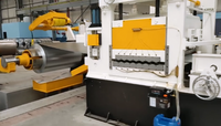 Cross section cutting machine