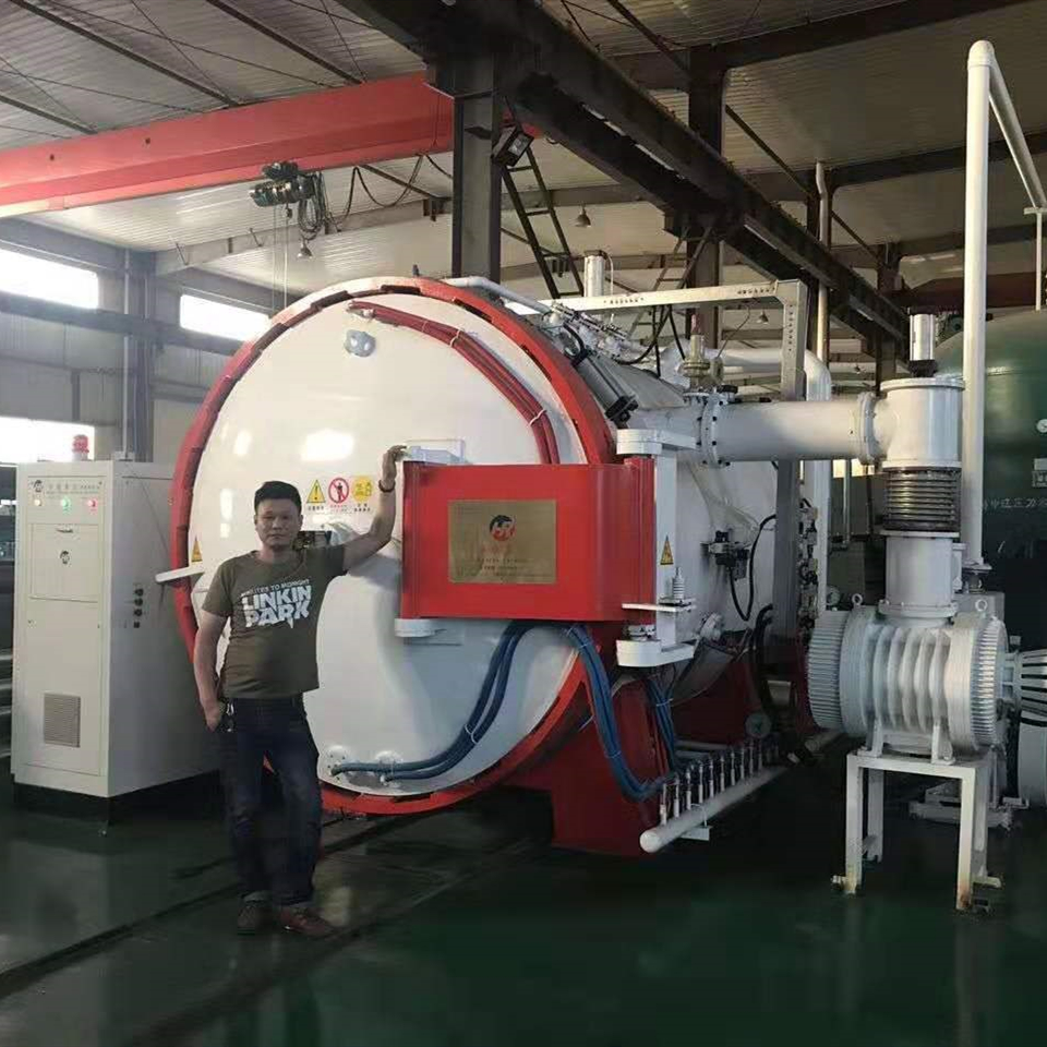 oil quenching vacuum filter for oil furnaces