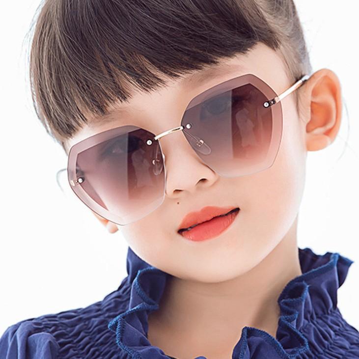 GGkdet002 Fashionable Children Eyewear Boys and Girls Sun Shades Lovely Jelly Candy Colors Kids Sunglasses 2020