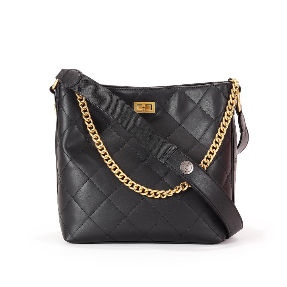 Hippie famous brand diamond <strong>genuine</strong> <strong>leather</strong> <strong>hobo</strong> shoulder <strong>bag</strong> for women sac bandouliere femme