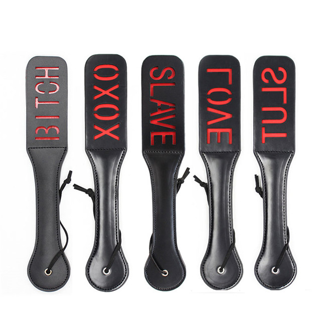 Best Selling Sex Toys Game BDSM Spanking Paddle Adult Sex Toys