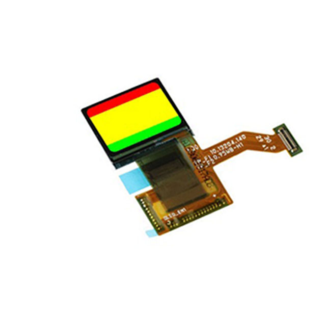 Small 0.96 Inch 180*120 Resolution IPS oled lcd display panel with SPI interface