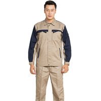 Workmen Workshop Factory Worker Mechanic Workwear Clothing