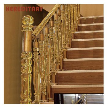 Clear Transparent Acrylic Deck Railing For Hotel - Buy ...