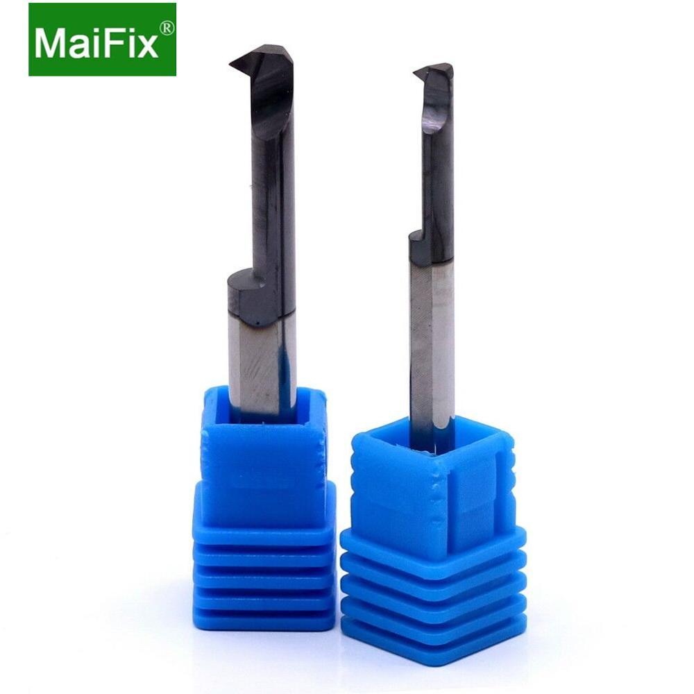 Maifix 1PCS STIR 55 Degree CNC Lathe Machine Mini Turning Cutter Stainless Steel Processing Small Threading Tool