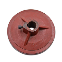Hay baler pulley disc accessories suitable for agricultural machinery parts 4029