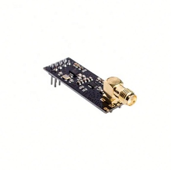2.4G NRF24L01+PA+LNA SMA Antenna Wireless Transceiver Communication Module
