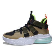 Новинка, Мужская Уличная Баскетбольная обувь, высокое качество, Jordan, Баскетбольная обувь, модная трендовая Мужская спортивная обувь, Баскет...(Китай)
