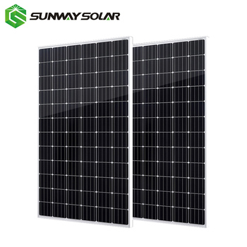 Solar Panel Cells Canadian 380w 370w 360w 350W 36V Solar Panels For Home
