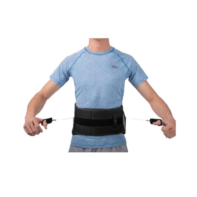 Comfortable Adjustable LSO Back Brace For Spinal Support