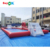 hot funny giant inflatable football field for kids